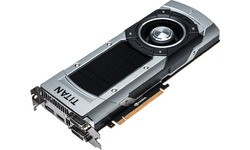 MSI GeForce GTX Titan Black 6GB