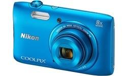 Nikon Coolpix S3600 Blue