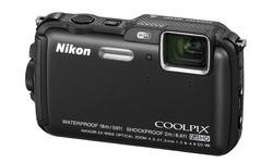 Nikon Coolpix AW120 Black