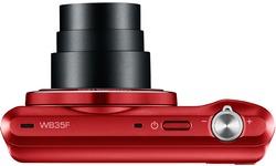 Samsung WB35F Red