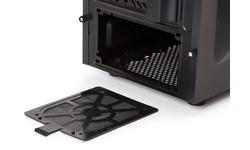 SilverStone Precision PS10 Black USB 3.0