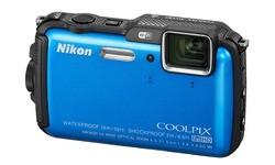 Nikon Coolpix AW120 Blue
