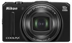 Nikon Coolpix S9700 Black