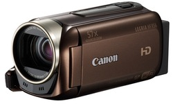 Canon Legria HF R56 Brown
