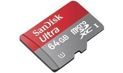 Sandisk Ultra MicroSDXC UHS-I 64GB