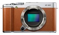 Fujifilm FinePix X-M1 Body Brown