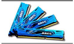 G.Skill Ares 32GB DDR3-2400 CL11 quad kit