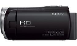 Sony Handycam HDR-CX330 Black
