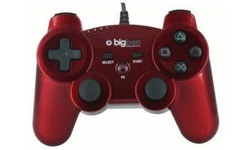 BigBen Mini Metallic Wired Controller (PlayStation 3)