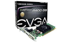EVGA GeForce 8400 GS 1GB DDR3
