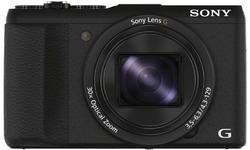 Sony Cyber-shot DSC-HX60V Black