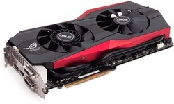 Asus GeForce GTX 780 Ti Matrix Platinum 3GB