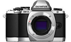 Olympus E-M10 Body Silver