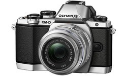 Olympus E-M10 Silver 14-42 kit