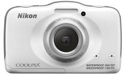 Nikon Coolpix S32 White