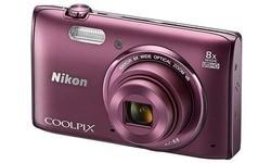 Nikon Coolpix S5300 Aubergine