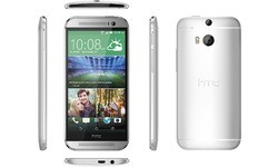 HTC One (M8) Silver