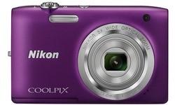 Nikon Coolpix S2800 Purple