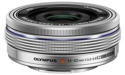 Olympus M.Zuiko Digital 14-42mm f/3.5-5.6 EZ Silver