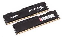 Kingston HyperX Fury Black 16GB DDR3-1866 CL10 kit