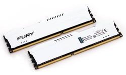 Kingston HyperX Fury White 8GB DDR3-1866 CL10 kit