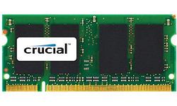 Crucial ValueSelect 4GB DDR3-1333 CL9 Sodimm