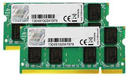 G.Skill SQ Series 8GB DDR2-667 CL5 Sodimm kit
