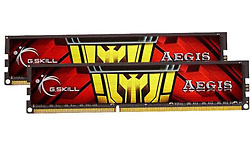 G.Skill Aegis 16GB DDR3-1333 CL9 kit