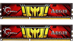 G.Skill Aegis 8GB DDR3L-1333 CL9 kit