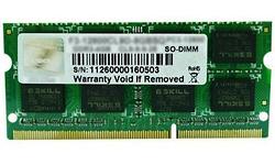G.Skill SA Series 8GB DDR3-1333 CL9 Sodimm