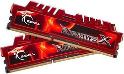G.Skill RipjawsX 16GB DDR3-1866 CL10 kit