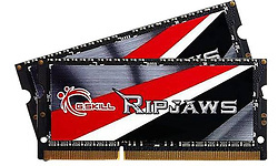 G.Skill Ripjaws 8GB DDR3-1600 CL11 Sodimm kit