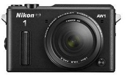 Nikon 1 AW1 11-27.5 + 10mm kit Black