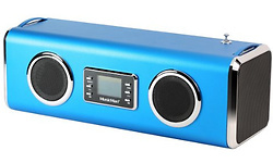 Technaxx MusicMan Giant Blue