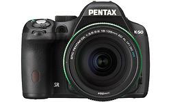 Pentax K 50 18-135 kit Black