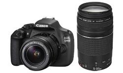 Canon Eos 1200D 18-55 DC III + 70-300 DC III kit