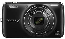 Nikon Coolpix S810c Black