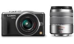 Panasonic Lumix DMC-GF6 14-42 + 45-150 kit Black