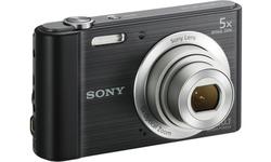 Sony Cyber-shot DSC-W800 Black