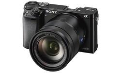 Sony Alpha A6000 16-70 kit Black