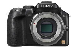 Panasonic Lumix DMC-G5 14-140 kit Black