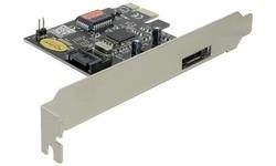 Delock SATA/eSATA PCIe Card