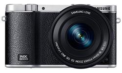 Samsung NX3000 16-50 kit Black