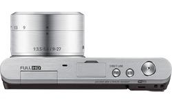 Samsung NX Mini 9-27mm kit Brown