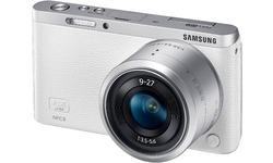 Samsung NX Mini 9-27mm kit White