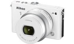 Nikon 1 J4 10-30 kit White