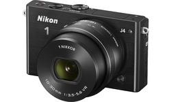 Nikon 1 J4 10-30 kit Black