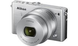 Nikon 1 J4 10-30 kit Silver