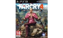 Far Cry 4, Limited Edition (PlayStation 3)