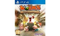 Worms Battlegrounds (PlayStation 4)